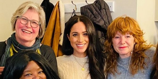 Meghan visits women's shelter in Vancouver (update)