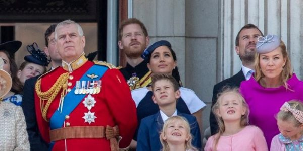 Royal Rewind: Meghan's Trooping the Color appearances